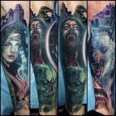 tattoo underworld