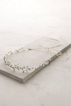 Orion Circlet Hedaband — $575 | 23 Amazingly Ridiculous Things You Can Buy At Anthropologie