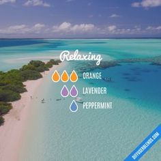 Relaxing - Essential Oil Diffuser Blend