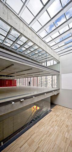 Film Theatre of Catalonia  / Mateo Arquitectura