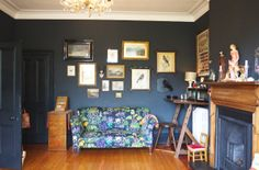Grainne and Ian's Characterful Collection in Edinburgh