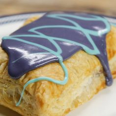 Homemade Poptarts perfect for your morning breakfast.