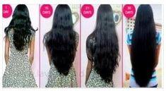 Comment faire pousser vos cheveux de plus d' 1 cm par semaine !