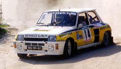 1986 Moutinho/Fortes (Renault 5 Turbo 2)