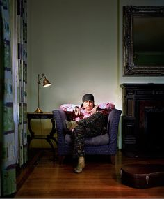 Celebrity Portraits by Michael Lewis