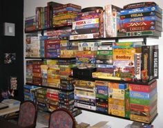 Teach your kids to play boardgames and they will never have money for drugs