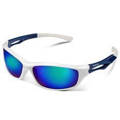 d26f1a89f4 Duduma Polarised Sports Mens Sunglasses for Ski Driving Golf Running  Cycling Tr90 Superlight Frame Design for
