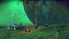 No Man's Sky is getting better. The game that left so many people feeling burned back in August may still not live up to the prior months of hype, but yesterday's patch makes big changes that anchor the game by finally allowing players to build a home among the cosmos.