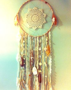 dream catcher via etsy