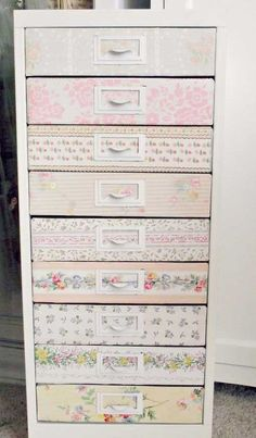 Darling storage cabinet.