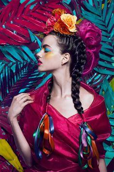 Impressive series of fashion and beauty shots by Fernando Rodriguez, aka The nobody photography. More fashion & beauty via Behance #ad