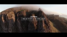 """Edinburgh-based filmmaker John Duncan used a DJI Phantom 2 quadcopter fitted with a GoPro camera to shoot stunning aerial footage of Scotland for his short film, """"Beautiful Scotland."""" Over the past..."""