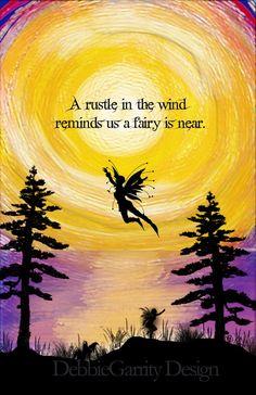 Rustle in the wind