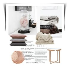 """D E C O"" by efashiondiva7 ❤ liked on Polyvore featuring interior, interiors, interior design, home, home decor, interior decorating, Tom Dixon, Hawkins and .wireworks"