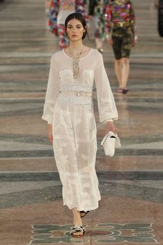 Chanel Cruise Runway 2017 in Havana, Cuba