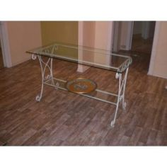 Table wrought iron. Coffee Table. Customize Realizations. 674