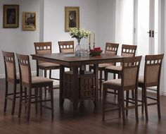 1000 Images About Dining Room Furniture On Pinterest Dining Sets Counter Height Dining Sets