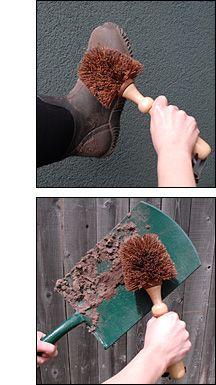$16 Heavy-Duty Brush - Gardening