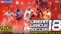 Dream League Soccer Mod Fifa World cup Russia 201 8 Mod Features Splash Screen New Player Card Background . Fifa World Cup Game, Soccer World Cup 2018, Russia Cup, World Cup Russia 2018, Fifa Games, Soccer Fifa, European Soccer, Fc Chelsea, Player Card