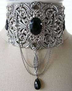 THE COUNTESS Victorian romantic fantasy by TheVictorianGarden, $90.00