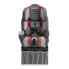 Graco® Nautilus Plus 3-in-1 Booster Car Seat in Rust