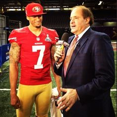 Colin Kaepernick Interview