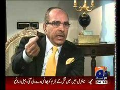 Geo News Malik Riaz Bahria Town With Salim Safi Jirga