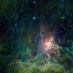 'Gas and Dust of the Flaming Star Nebula in the Constellation Orion NASA Astronomy Hubble Space Telescope JPL Colorful Universe' by jnniepce Hubble Space Telescope, Space And Astronomy, Infrared Telescope, Cosmos, Star Wars, Space Images, Nasa Space Pictures, Hubble Pictures, Space Pics