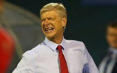Wenger Sedih Mendengar Fans Meminta Mundur Dirinya