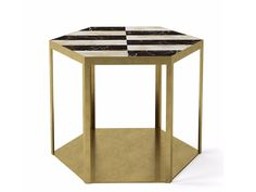 MEL Marble coffee table by MARIONI design Studio 63