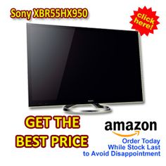 sony xbr hx950 Get the best price at Amazon.com