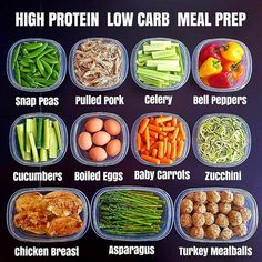 High protein low carb meal prep What's the Difference Between Success and Failure on the Keto Diet. High protein low carb meal prep What's the Difference Between Success and Failure on the Keto Diet. Lunch Recipes, Low Carb Recipes, Diet Recipes, Diet Tips, No Carb Foods, Meal Prep Recipes, Whole 30 Crockpot Recipes, Health Recipes, Recipes Dinner