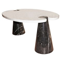 Posh Angelo Mangiarotti For Skipper Coffee Table   From a unique collection of antique and modern coffee and cocktail tables at http://www.1stdibs.com/furniture/tables/coffee-tables-cocktail-tables/