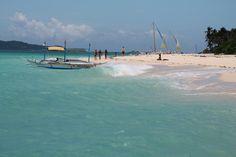 Puka Beach @ Boracay, Aklan