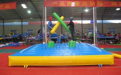 Inflatable Jousting Arena WSP-079