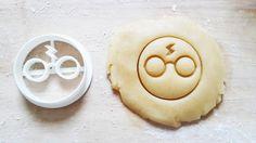Harry Potter Fräser Kawaii Cookiecutter Geburtstag Kuchen Emporte Pièce 3d print Mignon Hogwarts Potterhead Geek Plätzchen Ausstechformen