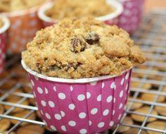 Graham Cracker Chocolate Chip Muffins | Tasty Kitchen Blog