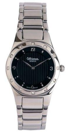 Altanus Swiss Made Ladies Watch with Diamonds 16104D-1