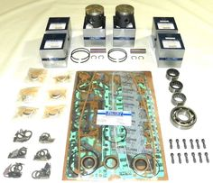 NIB Johnson Evinrude Seal Kit Crankshaft 60deg V4 V6 Outboard