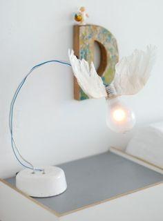 Ingo Maurer Lucellino lamp