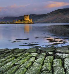 Donan Castle, Loch Duich, Highland, Scotland