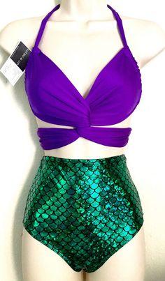 Little Mermaid Bikini