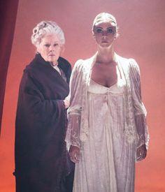 Judi Dench & Miranda Raison in 'The Winter's Tale'