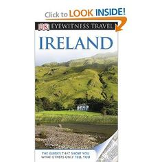 DK Eyewitness Travel Guide: Ireland. This guide has detailed descriptions of many of the sites in Ireland. It is detailed and comprehensive yet very easy to understand with it's accessible illustrations.