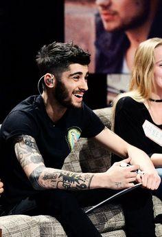 His smile makes me smile <3
