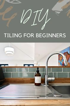 A beginner guide to tile a kitchen backsplash or a wall yourself. This video tutorial includes the list of tools you will need and the budget. List Of Tools, Mid-century Modern, Contemporary, Kitchen Backsplash, Interior Inspiration, Claire, Tile, Budget, Interior Design