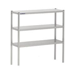 étagère-du-chef-inox Bookcase, Shelves, Table, Furniture, Home Decor, Shelving, Decoration Home, Room Decor, Shelf