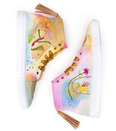 Gorman Online :: madeleine stamer - Adventure Sneakers - Collections Love!!!!