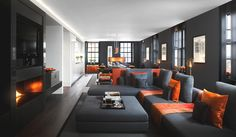 Luxury-Apartments-London_00   Dark Gray/ Black with Burnt Orange!