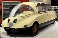 1956 Citröen Prototype C10